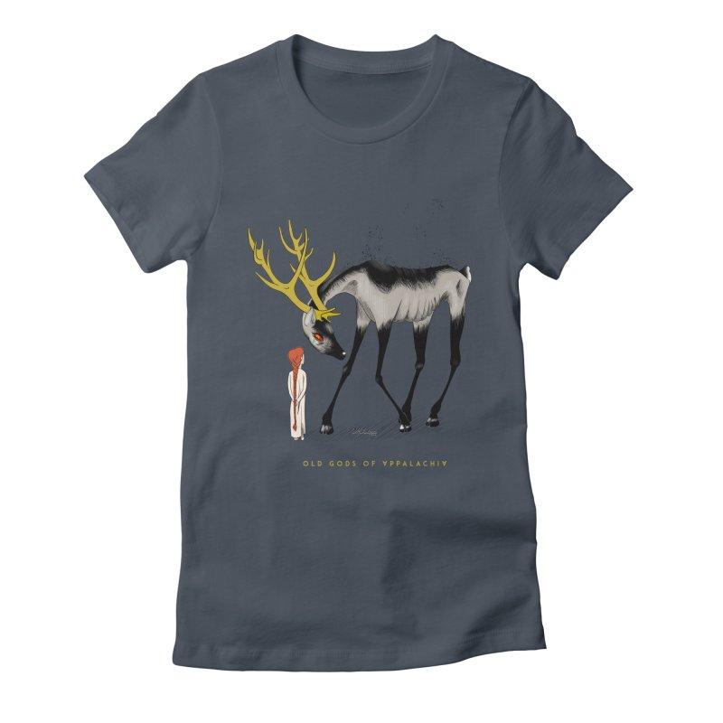 Old Gods of Appalachia: Speak True Beast Women's T-Shirt by OLD GODS OF APPALACHIA