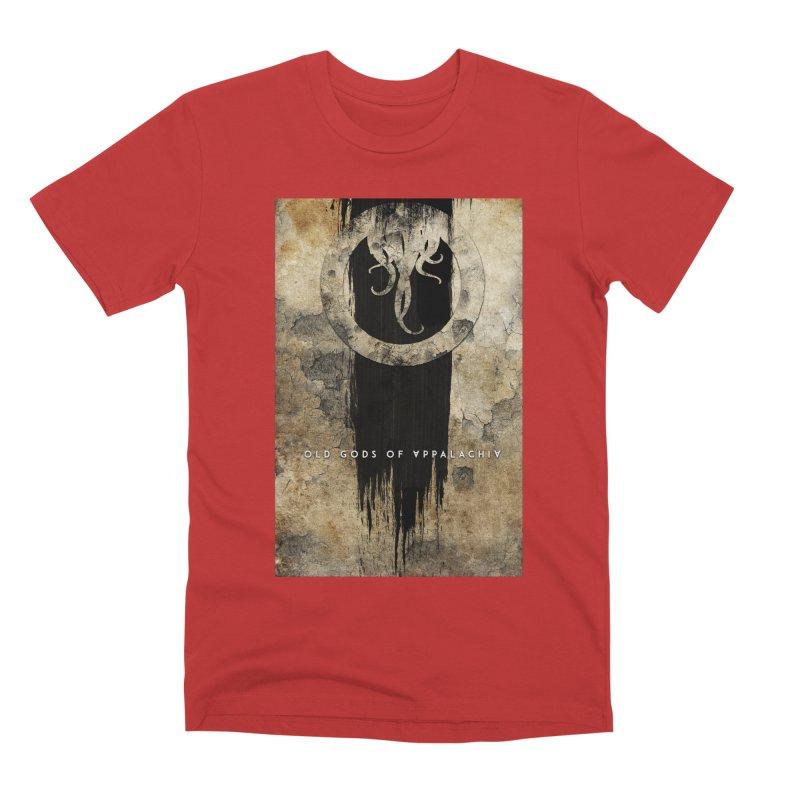 Old Gods of Appalachia: Bone and Shadow Men's Premium T-Shirt by OLD GODS OF APPALACHIA