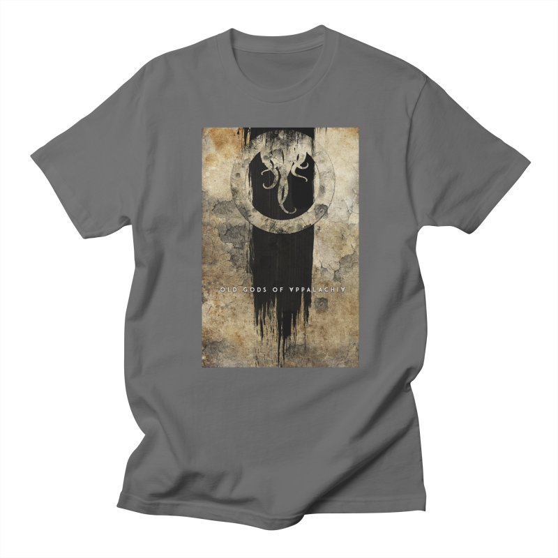 Old Gods of Appalachia: Bone and Shadow Men's Regular T-Shirt by OLD GODS OF APPALACHIA