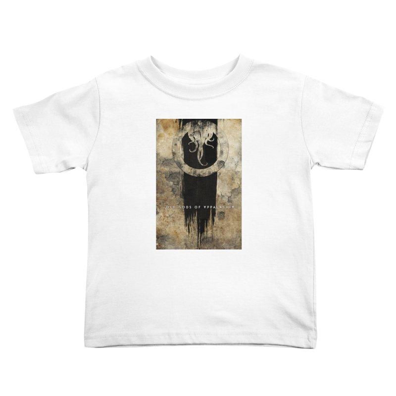 Old Gods of Appalachia: Bone and Shadow Kids Toddler T-Shirt by OLD GODS OF APPALACHIA