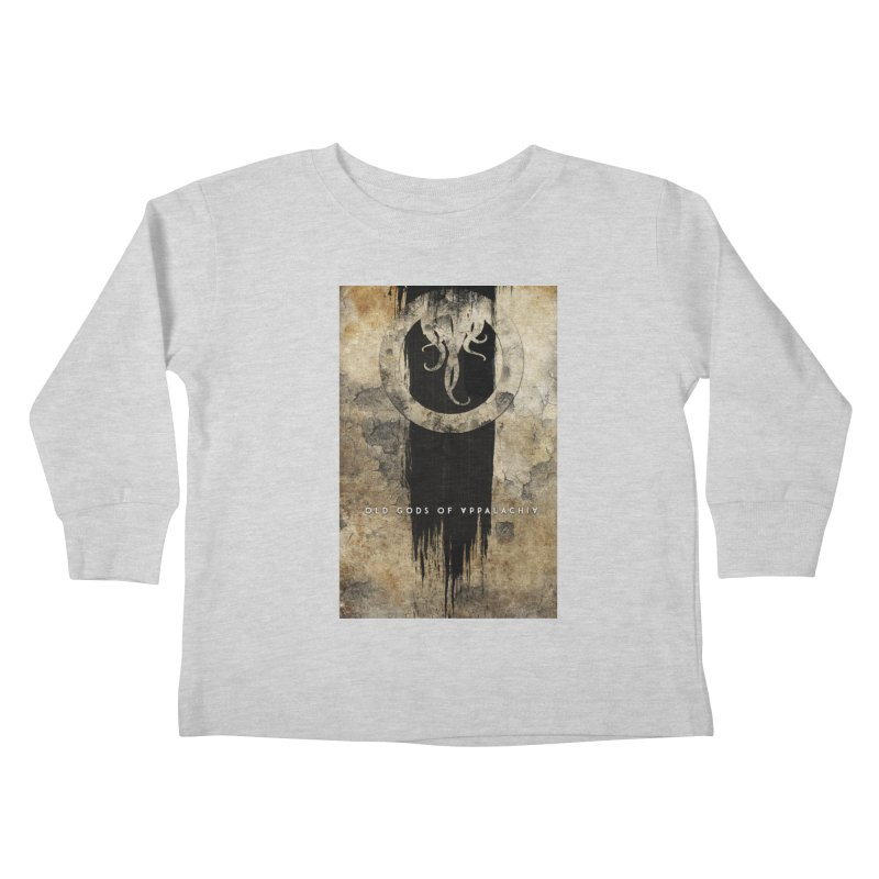 Old Gods of Appalachia: Bone and Shadow Kids Toddler Longsleeve T-Shirt by OLD GODS OF APPALACHIA