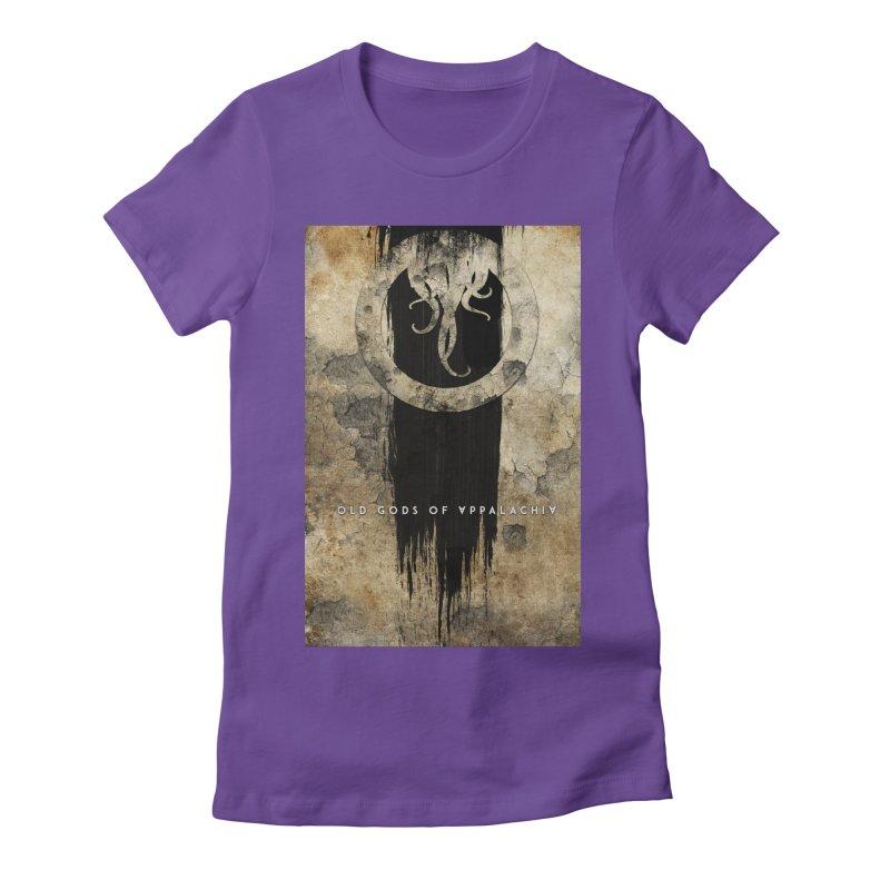Old Gods of Appalachia: Bone and Shadow Women's T-Shirt by OLD GODS OF APPALACHIA