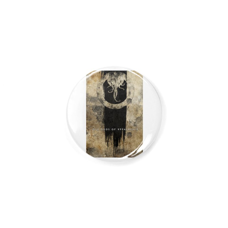 Old Gods of Appalachia: Bone and Shadow Accessories Button by OLD GODS OF APPALACHIA