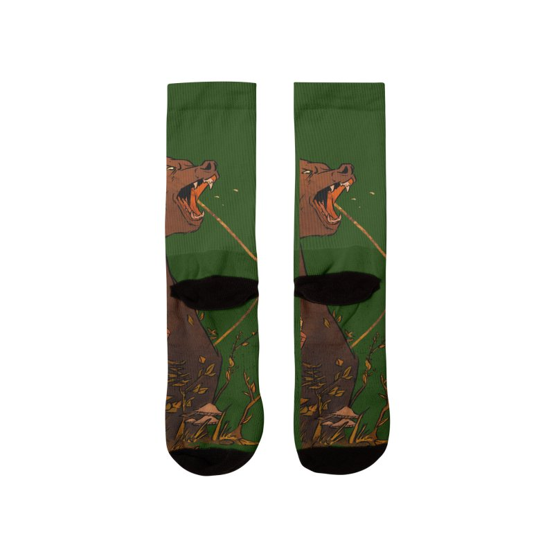 Daughter Dooley and Bartholomew Women's Socks by OLD GODS OF APPALACHIA