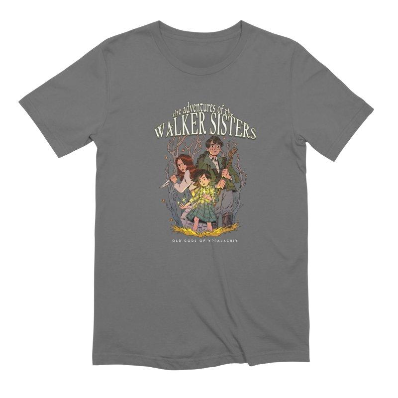 Old Gods of Appalachia - The Walker Sisters Men's T-Shirt by OLD GODS OF APPALACHIA
