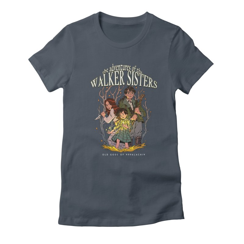Old Gods of Appalachia - The Walker Sisters Women's T-Shirt by OLD GODS OF APPALACHIA