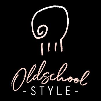 Oldschool Style Logo
