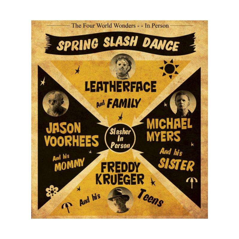 Spring Slash Dance Men's T-Shirt by oldtee's Artist Shop