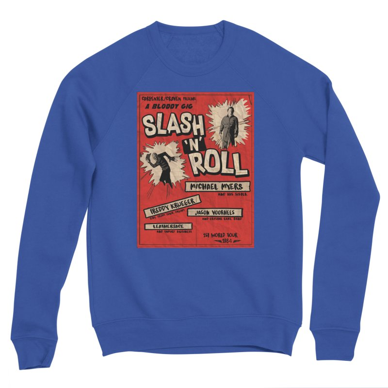 Slash And Roll Women's Sweatshirt by oldtee's Artist Shop