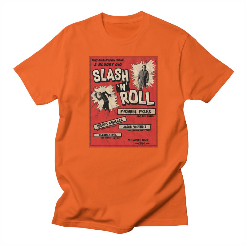 Slash And Roll Women's Regular Unisex T-Shirt by oldtee's Artist Shop