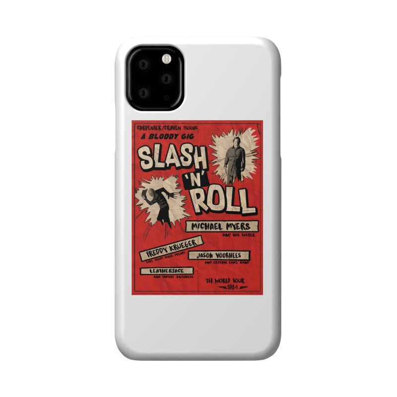 Slash And Roll Accessories Phone Case by oldtee's Artist Shop