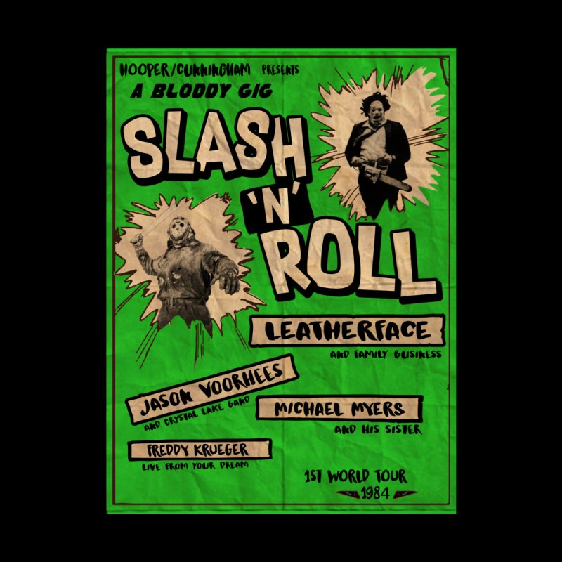 Slash And Roll 2 Men's T-Shirt by oldtee's Artist Shop