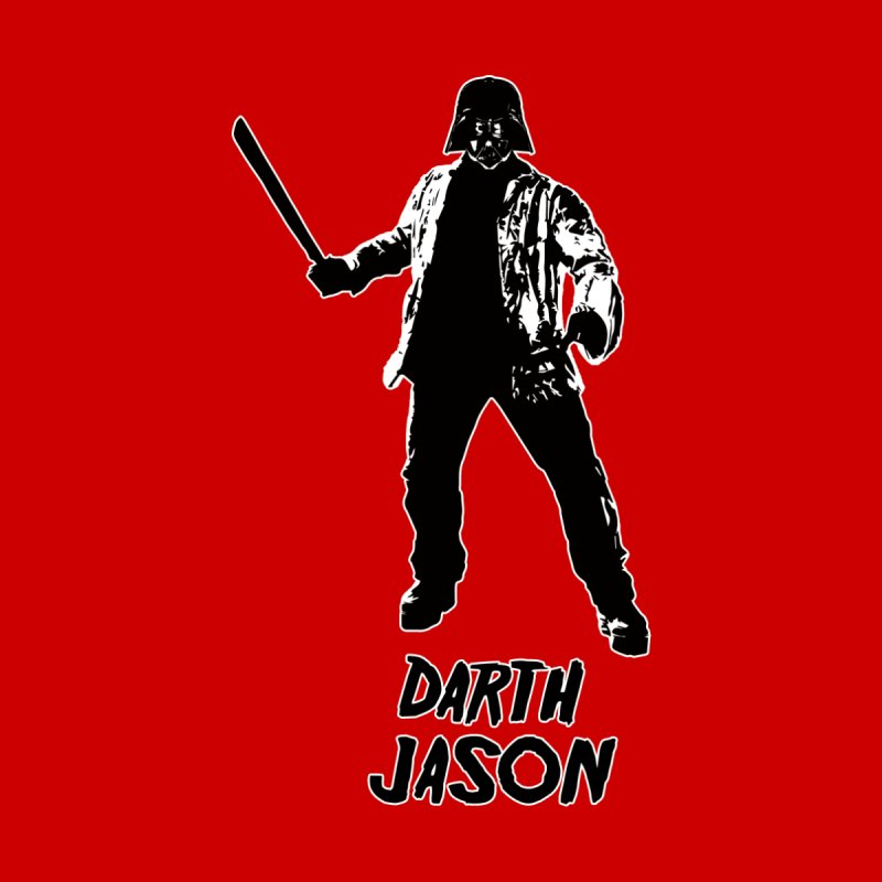 Darth Jason Men's T-Shirt by oldtee's Artist Shop
