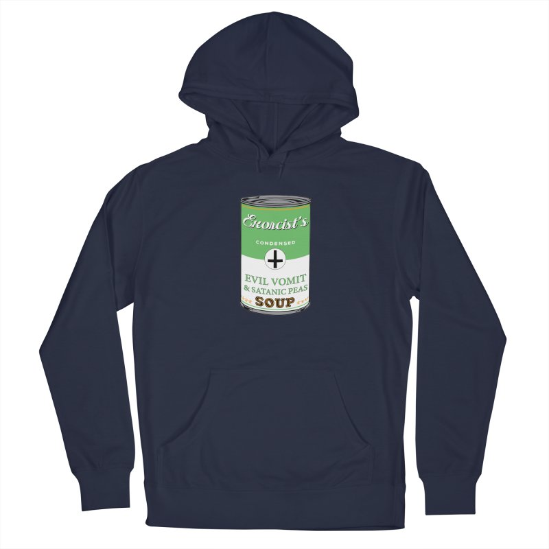 Exorcist's soup Men's Pullover Hoody by oldtee's Artist Shop