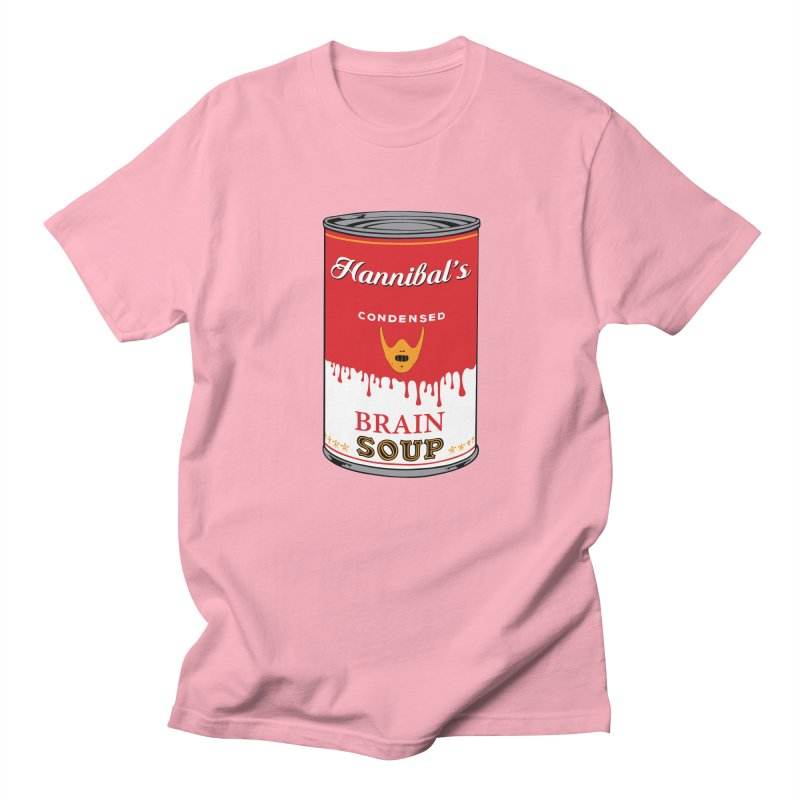 Hannibal's soup Men's T-Shirt by oldtee's Artist Shop