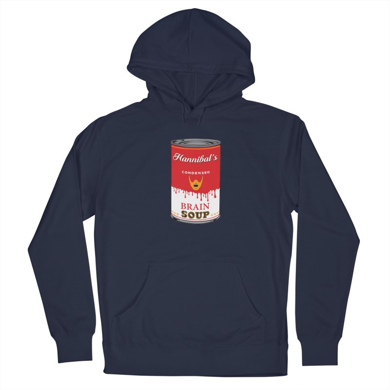 Hannibal's soup Men's Pullover Hoody by oldtee's Artist Shop