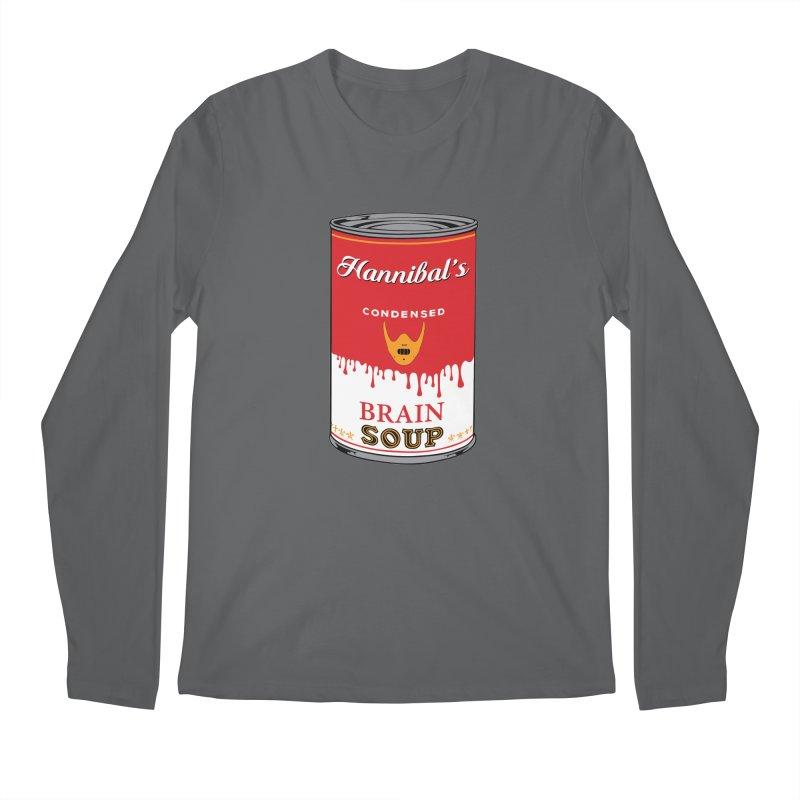 Hannibal's soup Men's Longsleeve T-Shirt by oldtee's Artist Shop