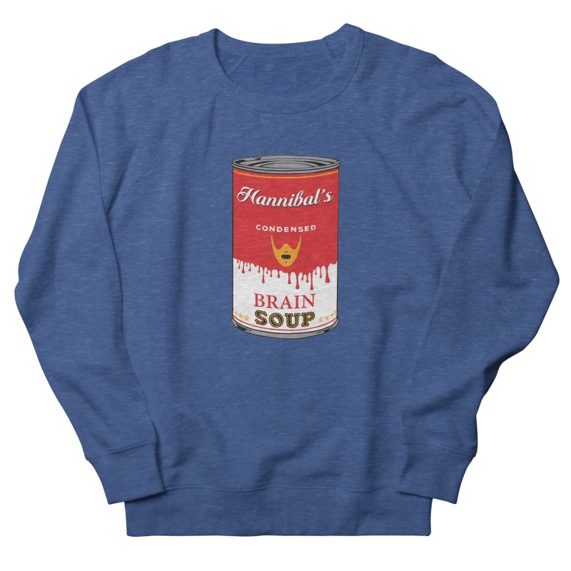 Hannibal's soup Men's Sweatshirt by oldtee's Artist Shop