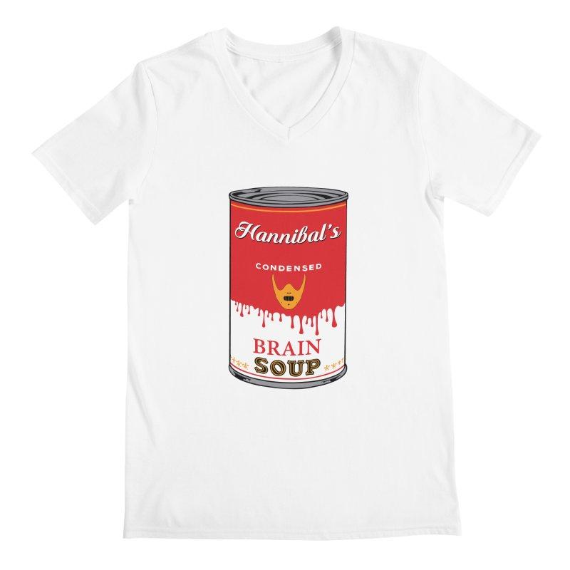 Hannibal's soup Men's V-Neck by oldtee's Artist Shop