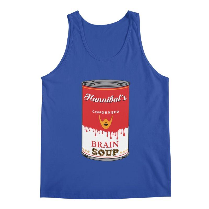 Hannibal's soup Men's Tank by oldtee's Artist Shop
