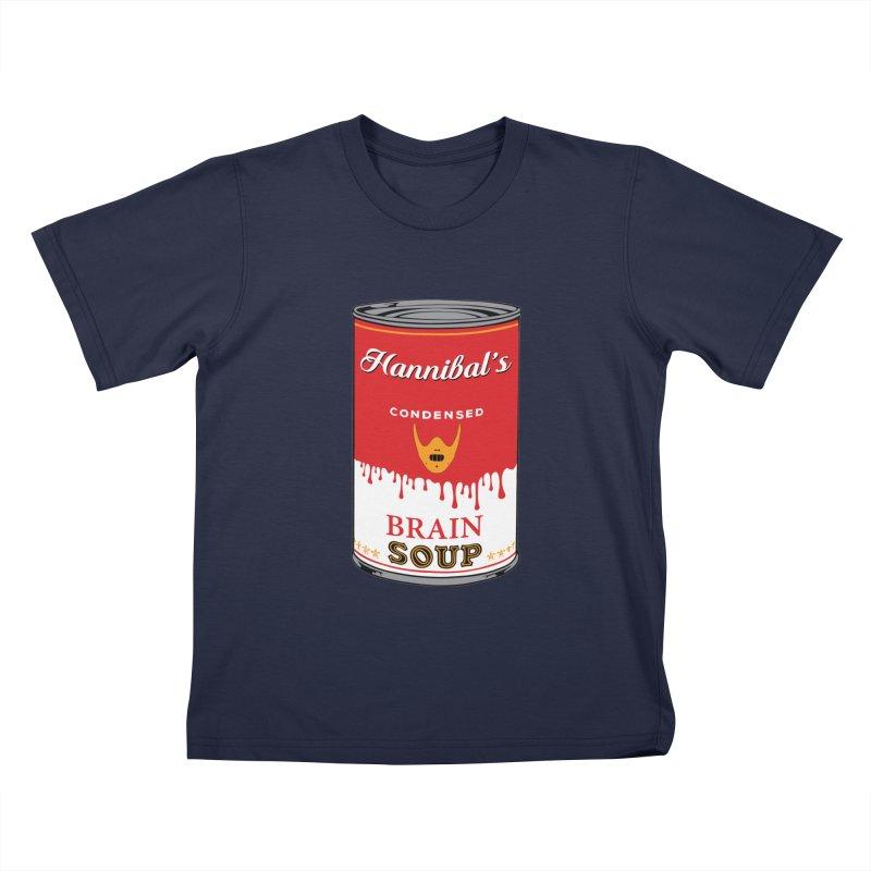 Hannibal's soup Kids T-Shirt by oldtee's Artist Shop