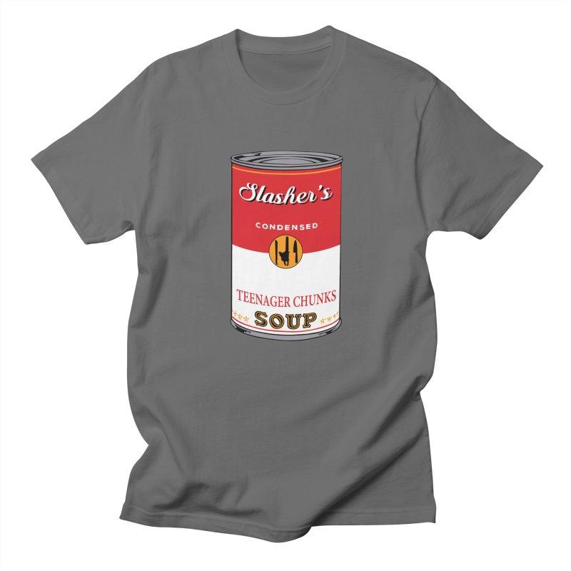 Slasher's soup Men's T-Shirt by oldtee's Artist Shop