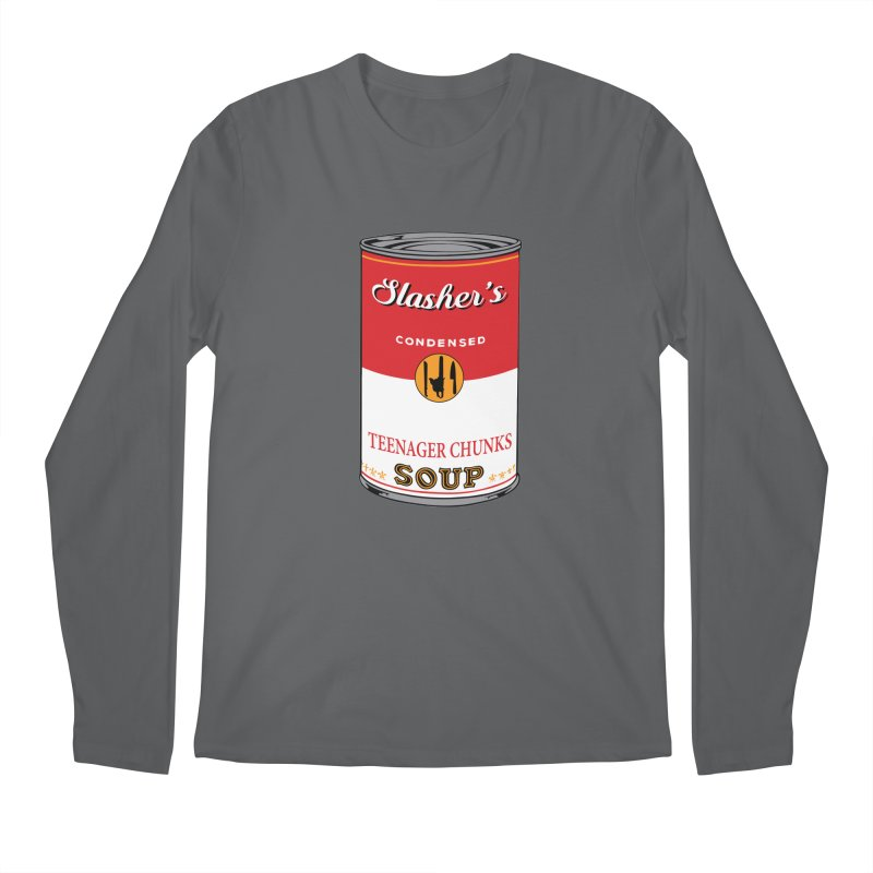 Slasher's soup Men's Longsleeve T-Shirt by oldtee's Artist Shop