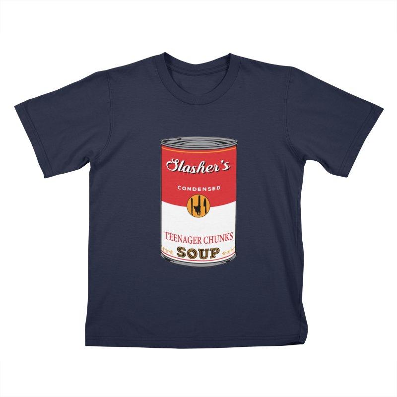 Slasher's soup Kids T-Shirt by oldtee's Artist Shop