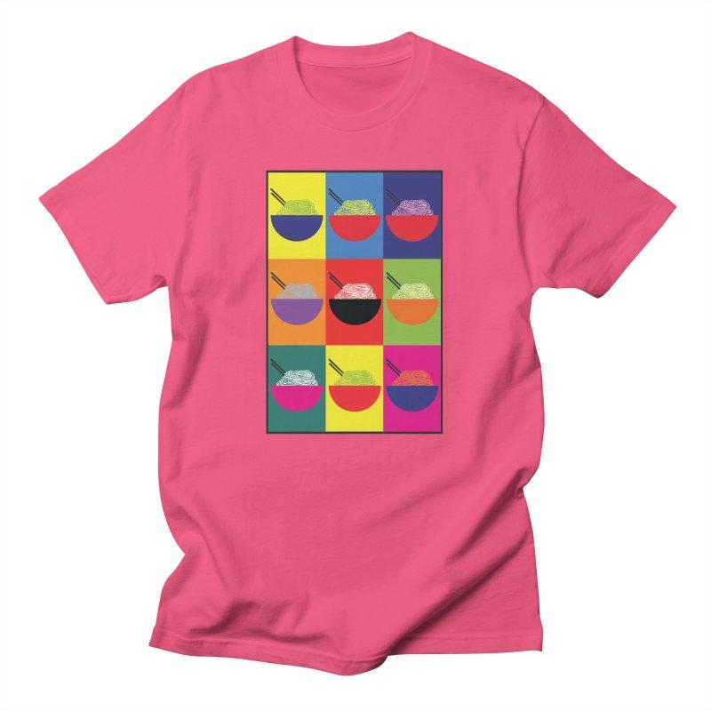 Pop Pho Men's T-Shirt by oldtee's Artist Shop