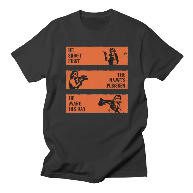 The Han,The Snake and The Harry Men's T-Shirt by oldtee's Artist Shop