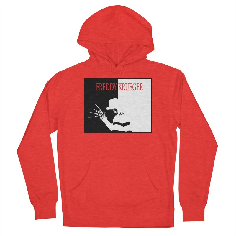 Freddy's Scarface Mashup Men's Pullover Hoody by oldtee's Artist Shop