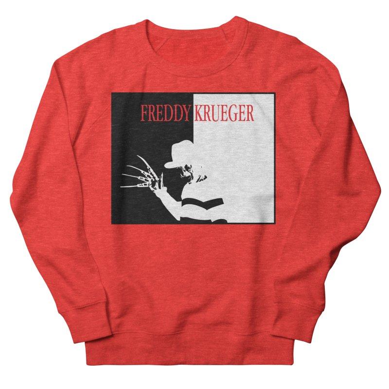Freddy's Scarface Mashup Men's Sweatshirt by oldtee's Artist Shop