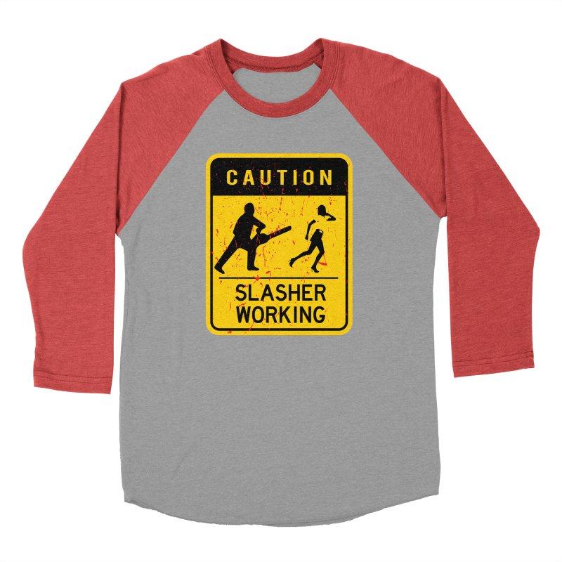 Slasher Working Men's Longsleeve T-Shirt by oldtee's Artist Shop