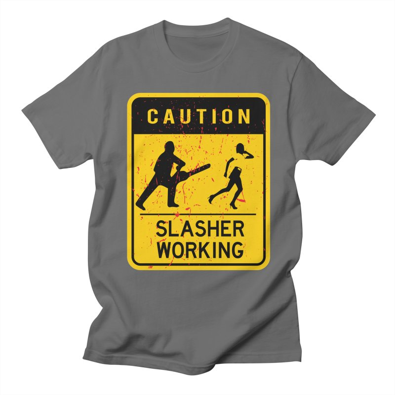Slasher Working Men's T-Shirt by oldtee's Artist Shop