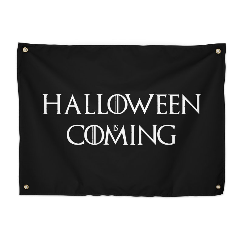 Halloween is coming Home Tapestry by oldtee's Artist Shop