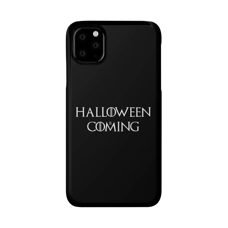 Halloween is coming Accessories Phone Case by oldtee's Artist Shop