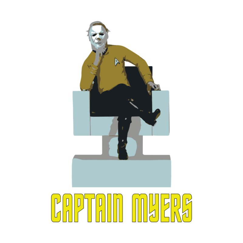 Captain Myers Accessories Magnet by oldtee's Artist Shop