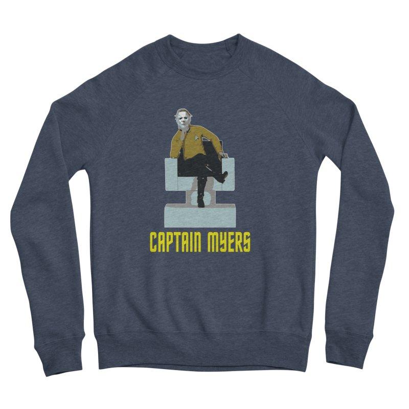 Captain Myers Men's Sponge Fleece Sweatshirt by oldtee's Artist Shop