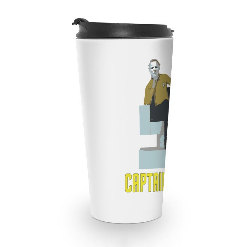 Captain Myers Accessories Travel Mug by oldtee's Artist Shop