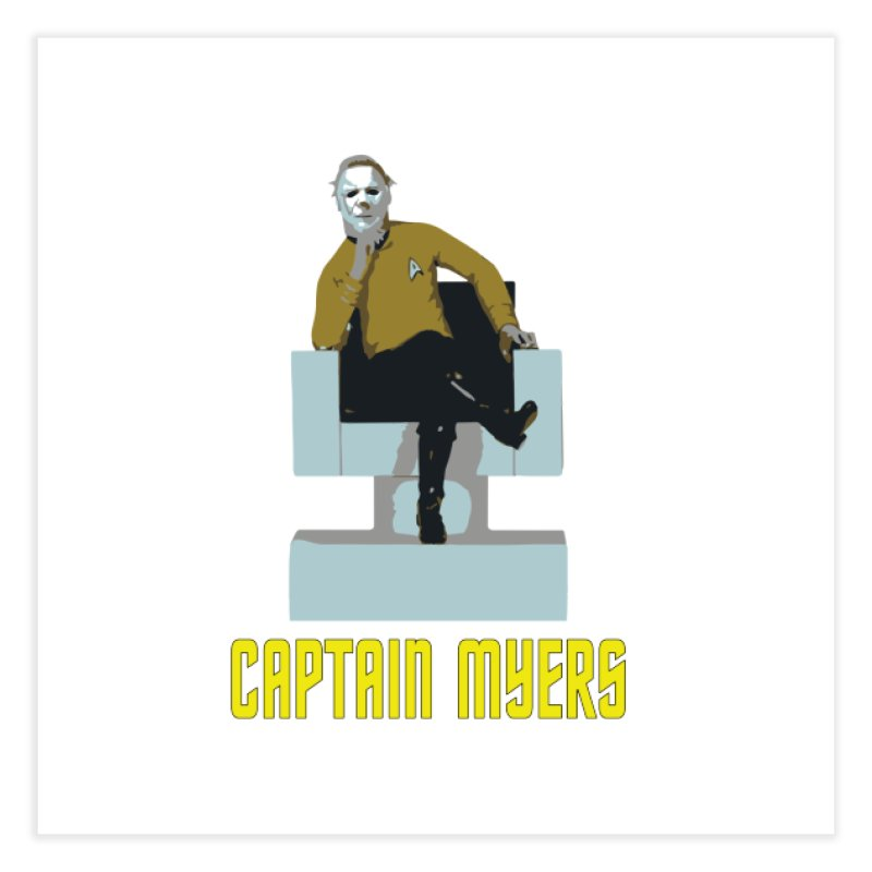 Captain Myers Home Fine Art Print by oldtee's Artist Shop