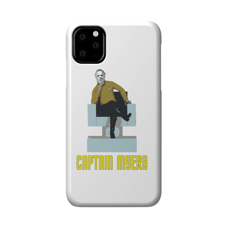 Captain Myers Accessories Phone Case by oldtee's Artist Shop