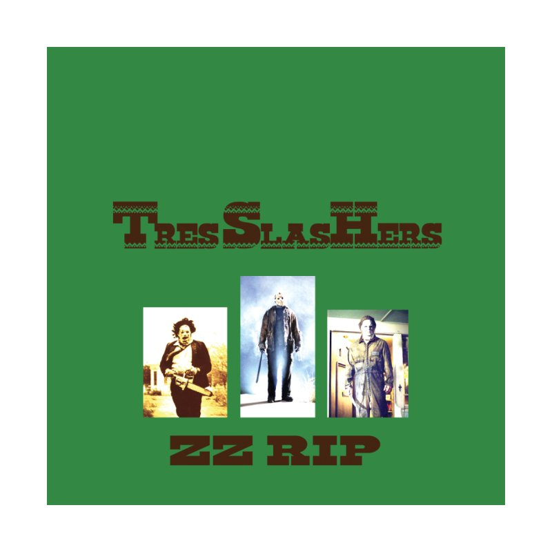 Tres Slashers Men's T-Shirt by oldtee's Artist Shop