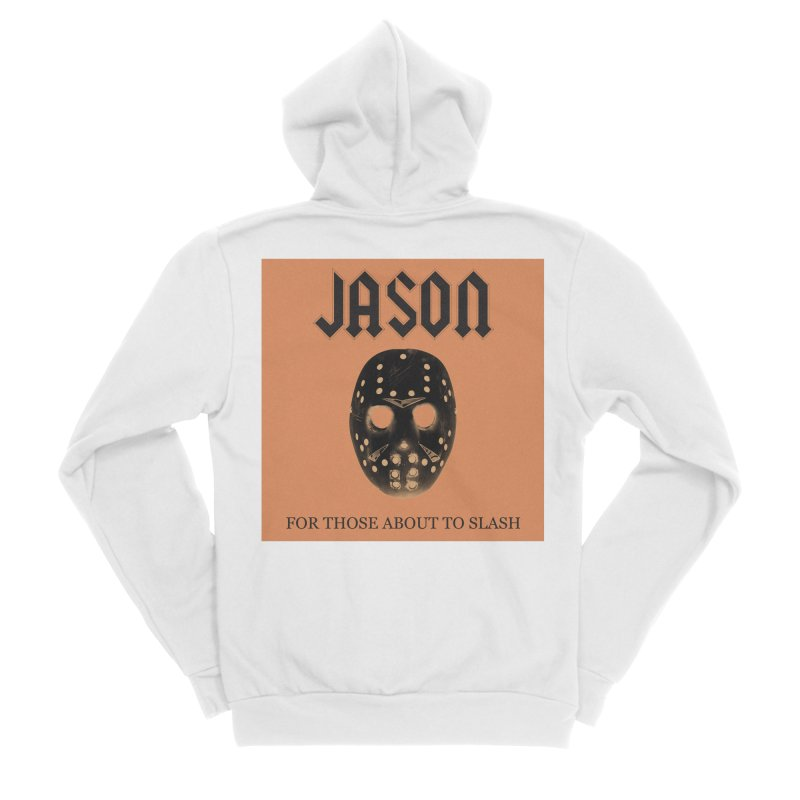 For Those About To Slash Women's Zip-Up Hoody by oldtee's Artist Shop