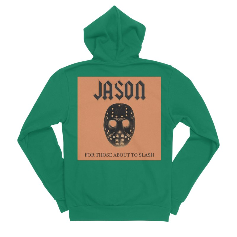 For Those About To Slash Men's Sponge Fleece Zip-Up Hoody by oldtee's Artist Shop