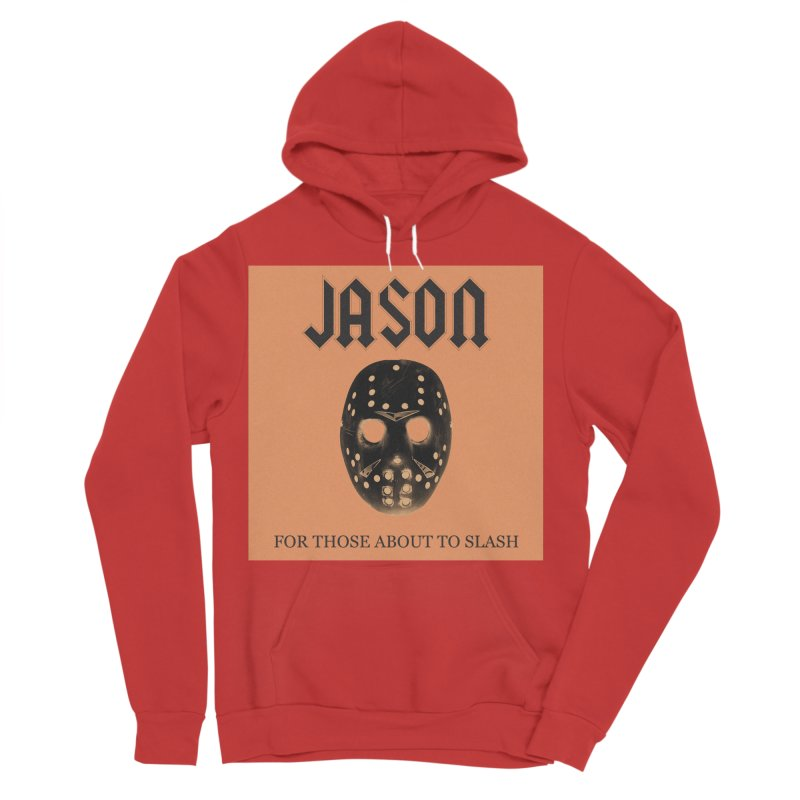 For Those About To Slash Men's Sponge Fleece Pullover Hoody by oldtee's Artist Shop
