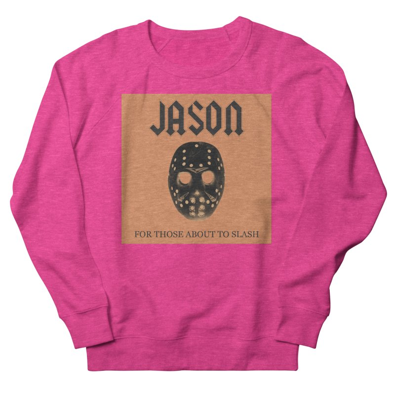 For Those About To Slash Men's French Terry Sweatshirt by oldtee's Artist Shop