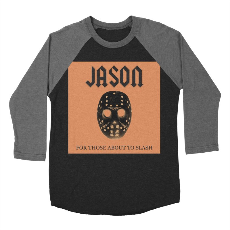 For Those About To Slash Men's Baseball Triblend Longsleeve T-Shirt by oldtee's Artist Shop