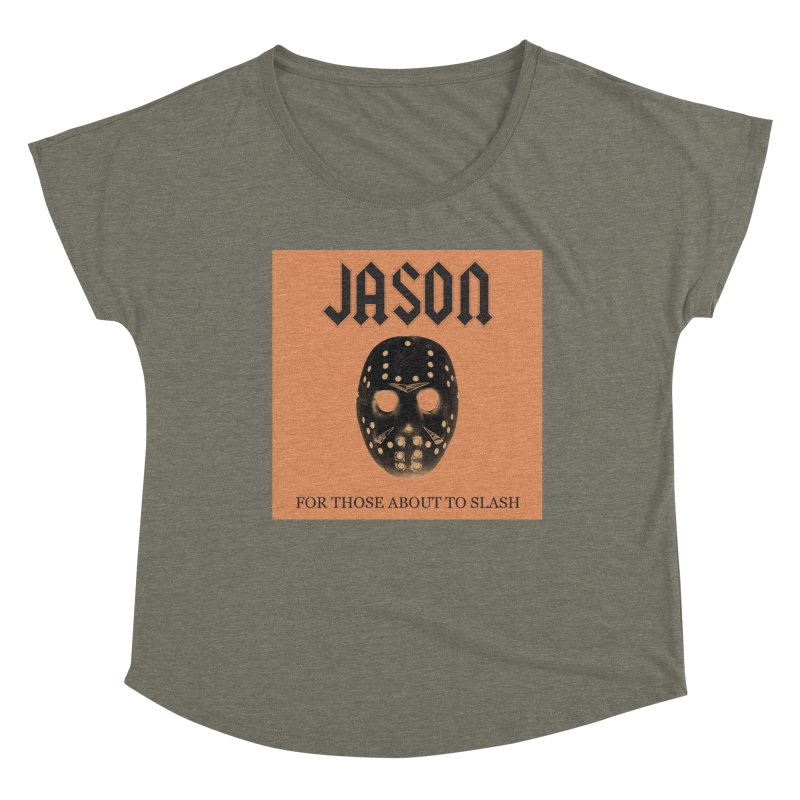 For Those About To Slash Women's Scoop Neck by oldtee's Artist Shop