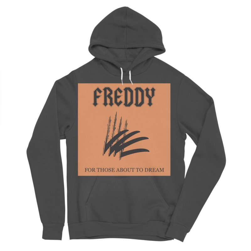For Those About To Dream Women's Sponge Fleece Pullover Hoody by oldtee's Artist Shop