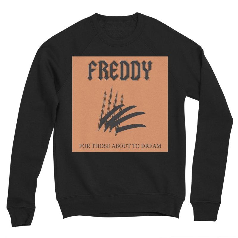 For Those About To Dream Men's Sponge Fleece Sweatshirt by oldtee's Artist Shop